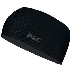 P.A.C. Seamless Hoofdband, zwart